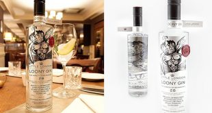 Loony Gin im Steakhouse Little London