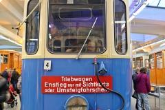 140 Jahre Trambahn in München 2016