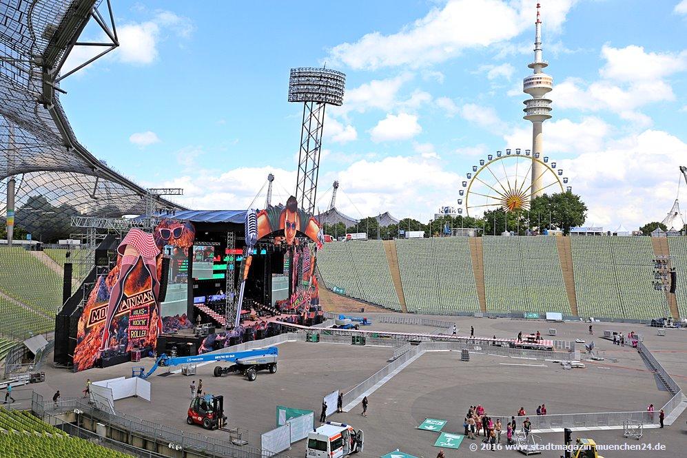 Andreas Gabalier Konzert Im Olympiastadion München Am Zenit Der
