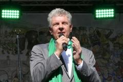 Dieter Reiter, After Parade Party St. Patricks Day am Wittelsbacher Platz in München 2019