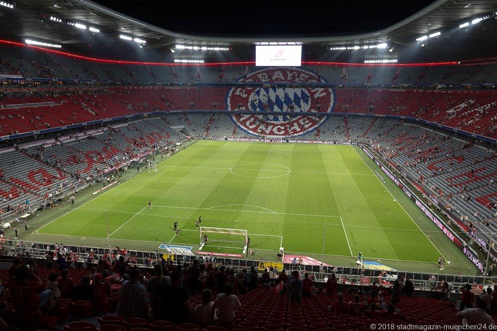 Bier Allianz Arena
