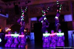 Ball der Damischen Ritter 2016/Dance United