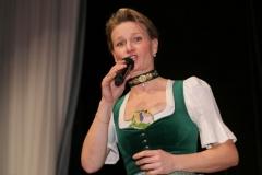 Gigi Pfundmair, Ball der Damischen Ritter im Löwenbräukeller in München 2019