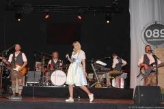 089 Band, Ball der Damischen Ritter im Löwenbräukeller in München 2019