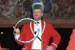Christian Härtl, Schäfflertanz am Ball der Damischen Ritter im Löwenbräukeller in München 2019