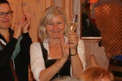 Sabine von Meyeren, Aufzeichnung der BR Brettlspitzen IX im Hofbräuhaus in München 2018