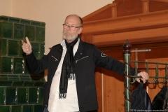 Edgar Burghardt, Aufzeichnung der BR Brettlspitzen VIII im Hofbräuhaus in München 2018