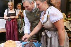 Dr. Marc Eisenbarth und Prof. Irmi Eisenbarth, Café Guglhupf 2.0, Bayerisches Traditionscafé im Herzen von München 2021
