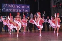 Narrhalla Heidechia am 52. Gardetreffen am Nockherberg in München 2019