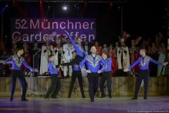 Narrhalla am 52. Gardetreffen am Nockherberg in München 2019