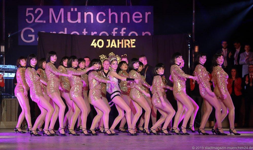 Schromlachia aus Schrobenhausen am 52. Gardetreffen am Nockherberg  in München 2019