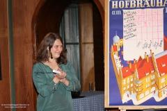 Gstanzl Slam Hofbräuhaus München - Franziska Eimer