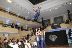 Showtanzgruppe Magic Diamonds, Herbstball im Hotel Bayerischer Hof in München 2018