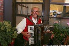 Bayern-Hans, Herbstfest im Café Guglhupf in München  2021