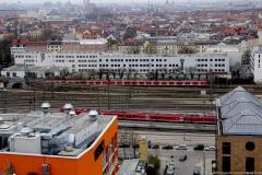 Pressekonferenz Hi-Sky im Werksviertel in München 2019
