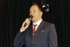Peter Mergel, Inthronisation der Würmesia Prinzenpaare in der Mehrzweckhalle in Neuried  2020