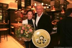 Verena und Siegfried Able, Jahresessen der Innenstadtwirte im Gasthaus zum Stifl in München 2019