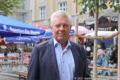 Dieter Reiter, Munich Irish Nights am Rindermarkt 2021