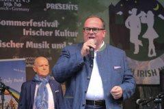 Clemens Baumgärtner, Munich Irish Nights am Rindermarkt 2021