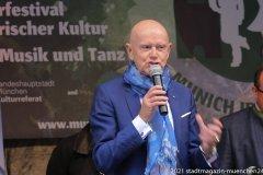 Erich Lejeune, Munich Irish Nights am Rindermarkt 2021