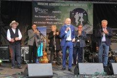 Eröffnung Munich Irish Nights Rindermarkt 2021