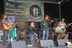 Na Ciatogi & Friends, Munich Irish Nights am Rindermarkt 2021