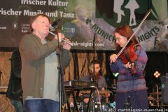 Paul Daly Band, Munich Irish Nights am Rindermarkt 2021