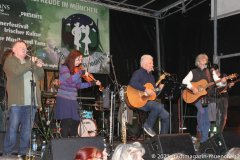 Dieter Reiter und die Paul Daly Band, Munich Irish Nights am Rindermarkt 2021