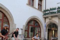 Hofbräuhaus, Boys from Impanema, Munich Unplugged bei den Innstadtwirten in München 2019