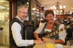 Augustiner Klosterwirt, Er & Sie, Munich Unplugged bei den Innstadtwirten in München 2019