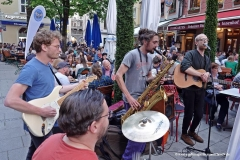 Augustiner am Dom, Toms and the Wolf Gang, Munich Unplugged bei den Innstadtwirten in München 2019