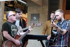 Donisl, Monks, Munich Unplugged bei den Innstadtwirten in München 2019
