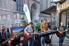 Leger, Monks, Munich Unplugged bei den Innstadtwirten in München 2019
