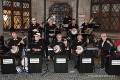 Ratskeller, Banjoband, Munich Unplugged bei den Innstadtwirten in München 2019
