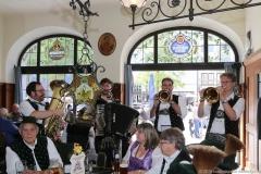 Schneider Bräuhaus, Die 4 jungen Hinterberger Musikanten, Munich Unplugged bei den Innstadtwirten in München 2019n