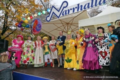 Narrhalla Proklomation 2016
