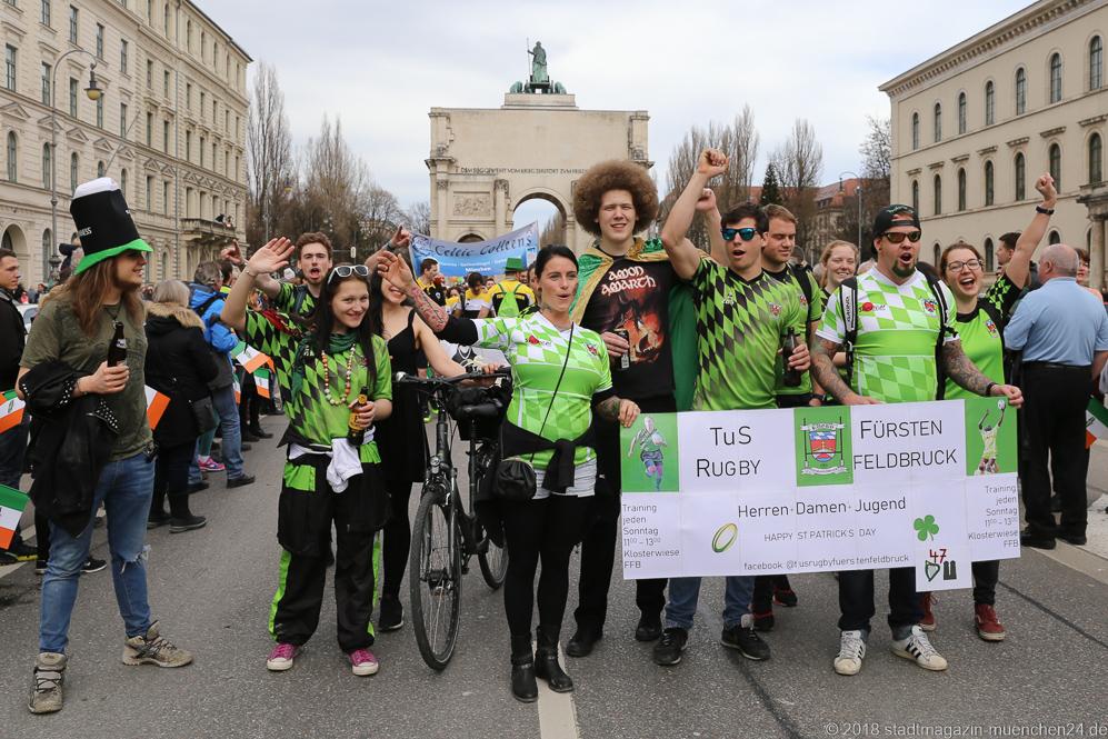 St. Patricks Day Parade 2018