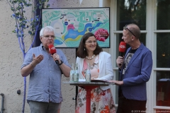 Pressekonferenz Sommernachtstraum im Blitz Restaurant im Deutschen Museum 2019