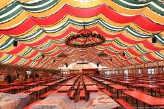 Hippodrom, Presserundgang Frühlingsfest auf der Theresienwiese in München 2019