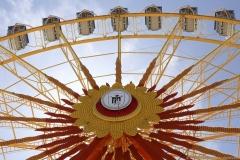 Presserundgang Frühlingsfest auf der Theresienwiese in München 2019