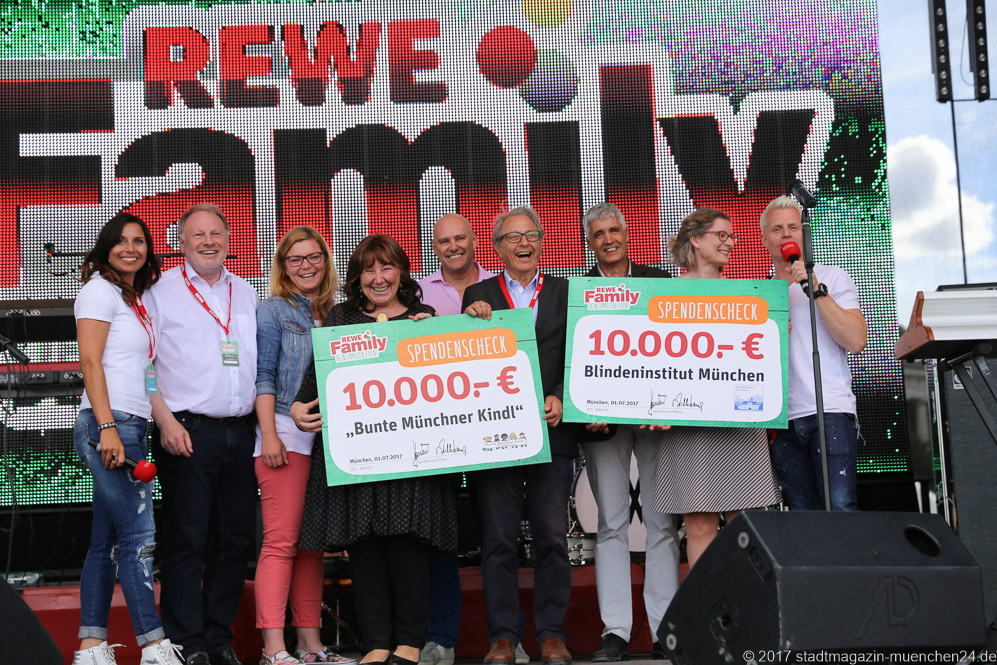 Rewe Family Day 2017