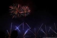 Sommernachtstraum Feuerwerk 2017