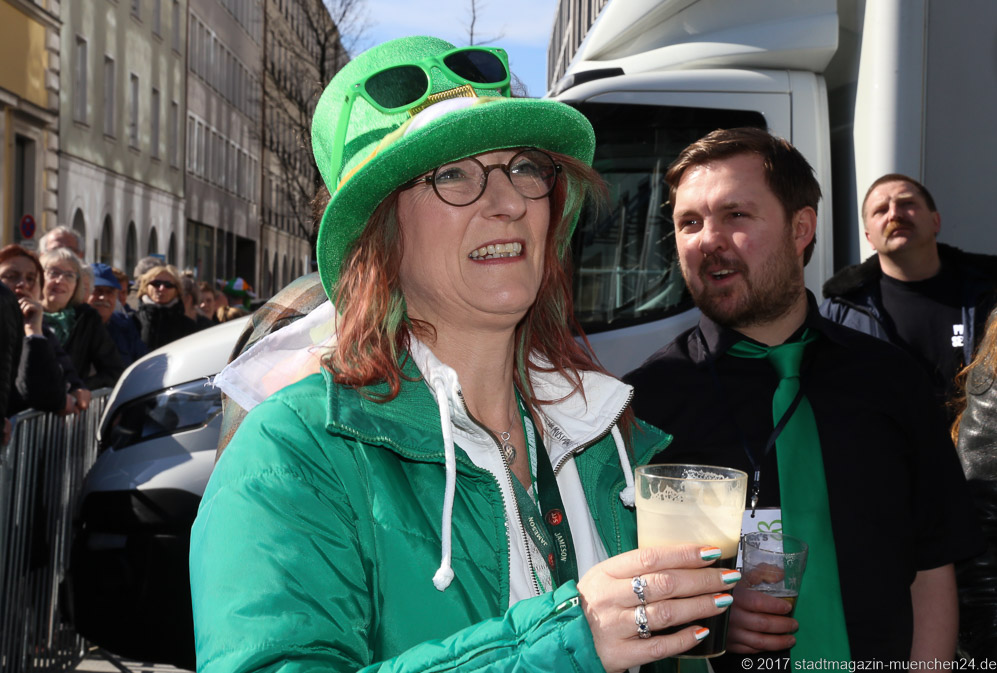 St Patricksday After Zugparty 2017