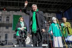St Patricksday After Zugparty 2017
