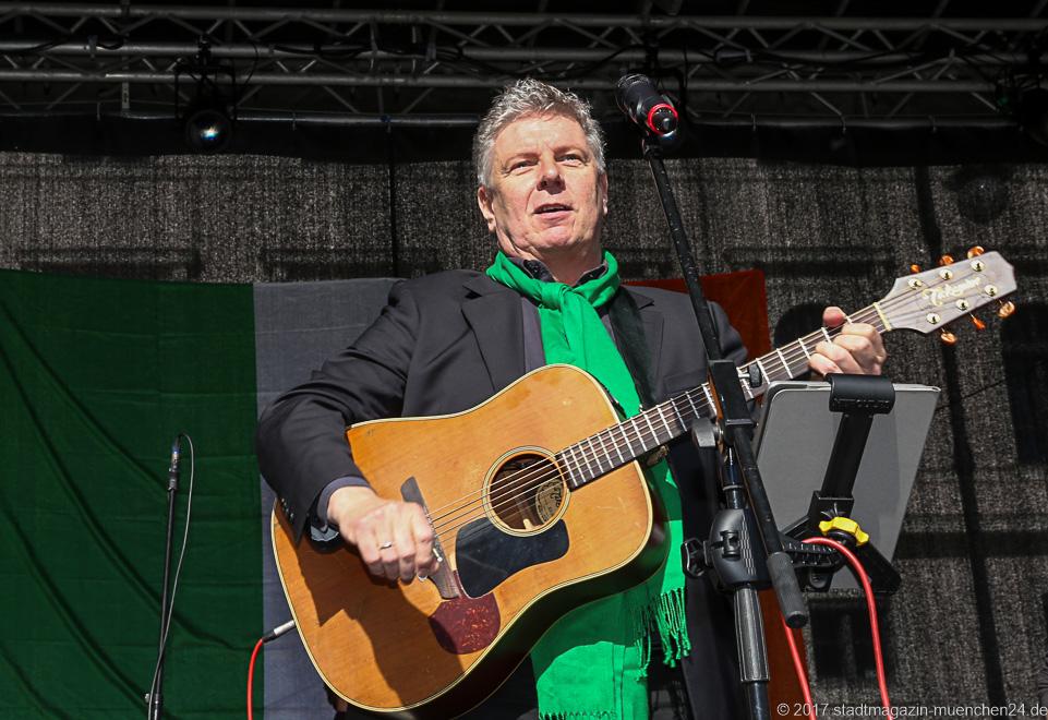 St. Patricksday Dieter Reiter 2017