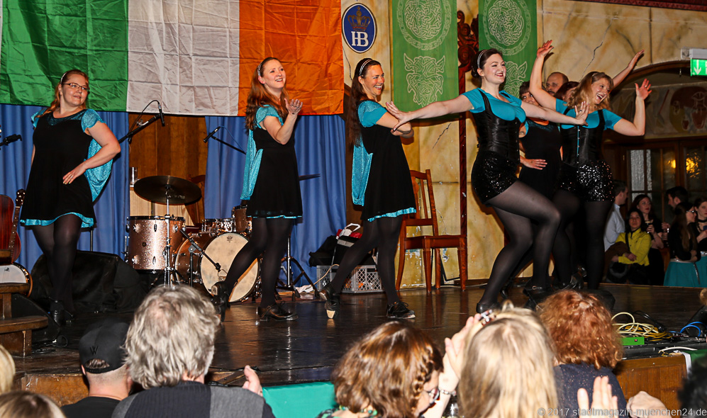 St. Patricksday Irish Night 2017
