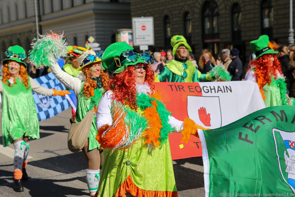 St. Patricksday Parade 2017