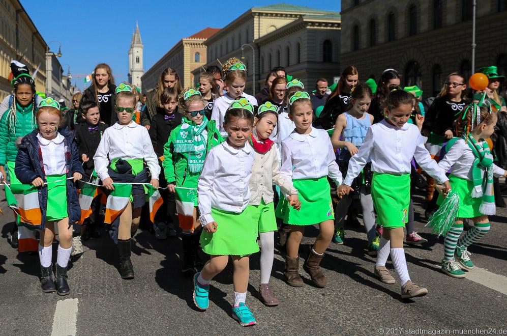 St. Patricksday Parade 2017