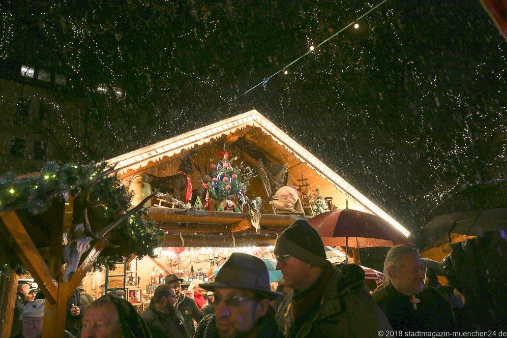 Haidhausen Weihnachtsmarkt.Haidhausen Archiv Stadtmagazin Muenchen 24