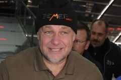 Franz Müllner, Weltrekordversuch: Franz Müllner will das Riesenrad aus eigener Kraft bewegen 2019
